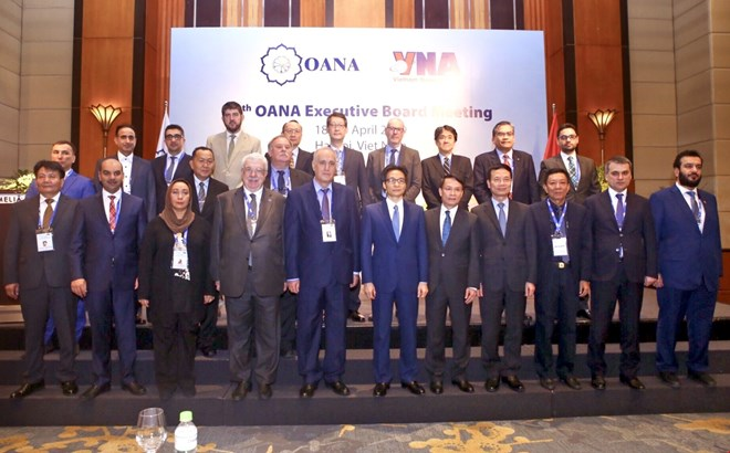 OANA Executive Board convenes 44th meeting