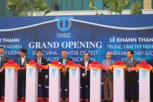 Leading testing and quality certification firm enters Vietnam
